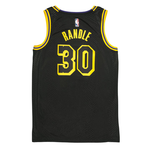 0a50662d65f mens los angeles lakers kobe bryant nike yellow authentic jersey icon  edition; adult los angeles julius randle nike black swingman city edition  jersey