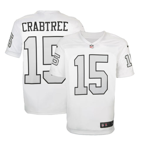 Adult Oakland Michael Crabtree Nike Color Rush Legend Jersey