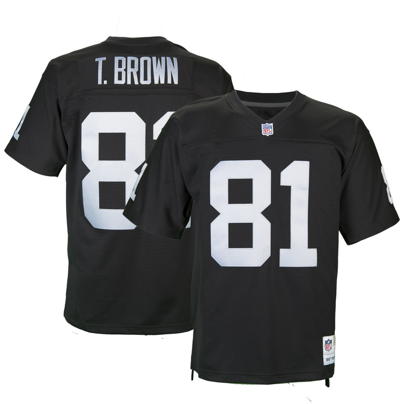 tim brown jersey