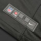 Adult Oakland Derek Carr Nike Black Game Jersey