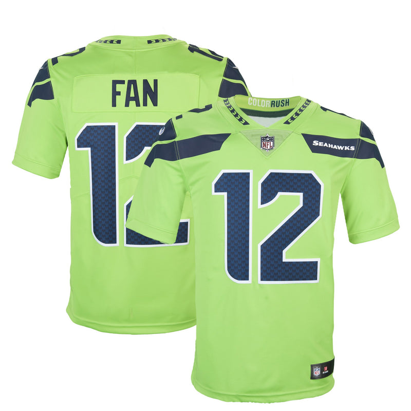 purchase cheap 76f74 623a6 australia nike seattle seahawks 12 fan nike green color rush ...