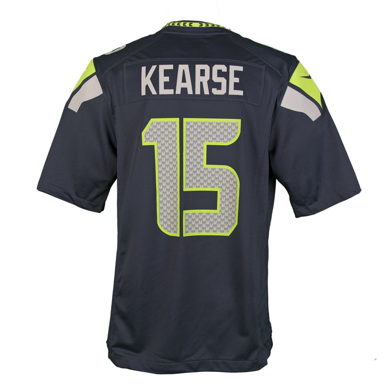 Youth Seattle Jermaine Kearse Nike College Navy Blue Game Jersey