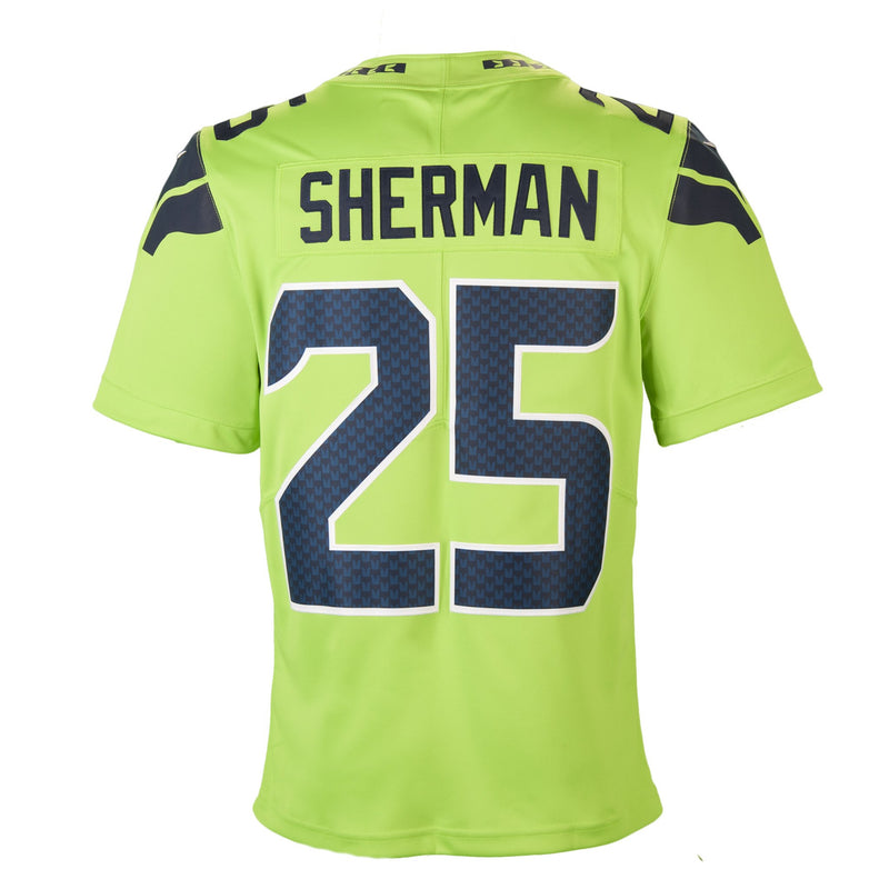 richard sherman color rush jersey