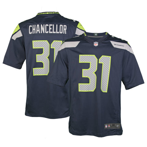 kam chancellor college jersey
