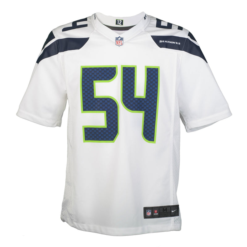 Youth Seattle Bobby Wagner Nike White Game Jersey