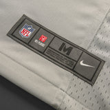 Adult Seattle Richard Sherman Nike Grey Game Jersey