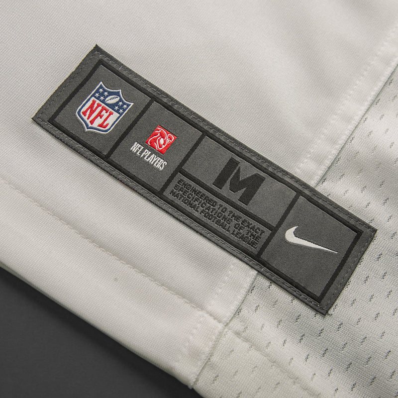 Adult Seattle Michael Bennett Nike White Game Jersey