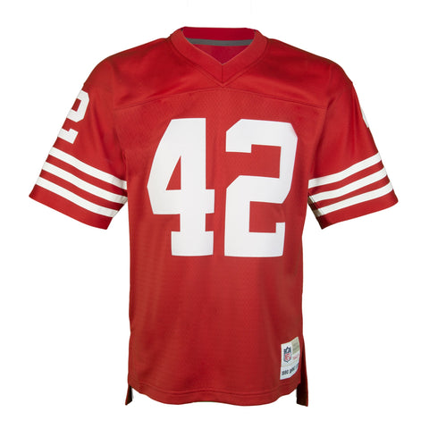 42 ronnie lott jersey trail  for cheap