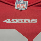 Youth San Francisco Eric Reid Nike Scarlet Red Game Jersey