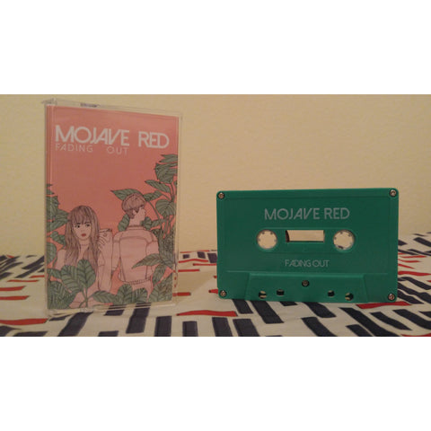 Mojave Red - Fading Out (Cassette) - Wallflower Records