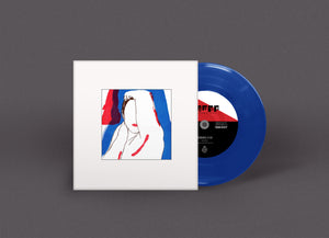"GLOVE - ""Personality Change/Enervate"" (7"" BLUE VINYL) **PRE-ORDER** - Wallflower Records"