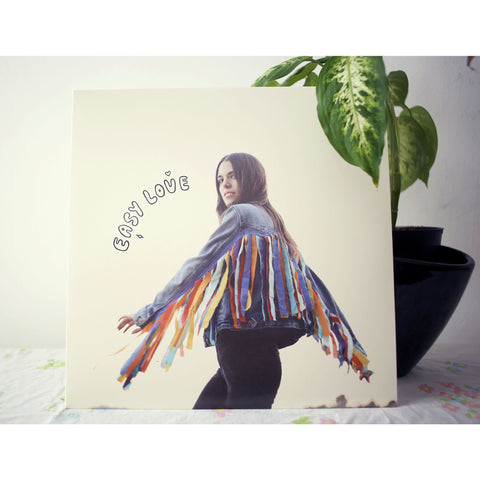 Easy Love (LP) - Wallflower Records