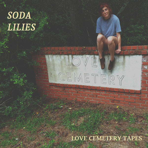 Soda Lilies - Love Cemetery Tapes (Purple LP) - Wallflower Records