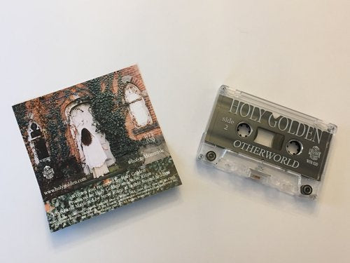Holy Golden - Otherworld (Cassette) - Wallflower Records