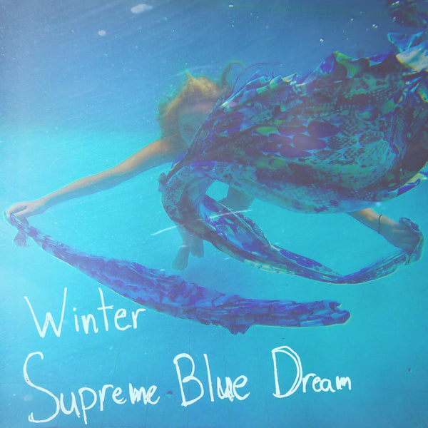 Winter - Supreme Blue Dream (Blue LP) - Wallflower Records