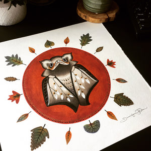 """Autumn"" - Original Painting"