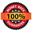 Australiana Botanicals skin care Money Back Guarantee button