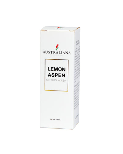 Image box Lemon Aspen Citrus Wash by Australiana Botanicals