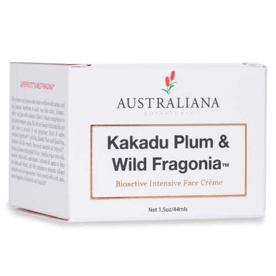 Kakadu Plum & Wild Fragonia™ Bio-active Intensive Face Cream