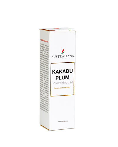 Kakadu Plum Powerhouse  Anti-aging Serum Concentrate