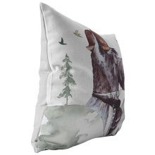 Load image into Gallery viewer, Scottie Throw Pillow | Scottish Terrier Home Decor | Unique Furbaby Art