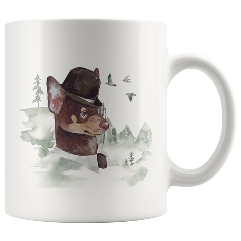 Chihuahua Mug | Pet Lovers Gift | Chi Mom Cup