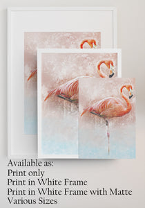 Pelican Print | Art for Beach House | Water Inspired Print | Ocean Life Art Print