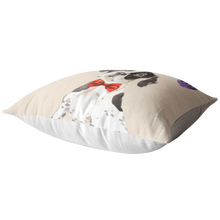Load image into Gallery viewer, German Short Haired Pointer Christmas Pillow