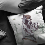 Great Dane Throw Pillow | Pet Decor | Large Breed pet Lovers Gift