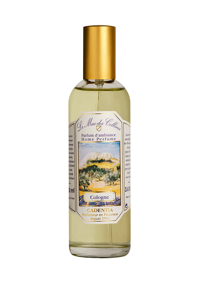 Le Mas Des Collines Natural Cologne Room Spray