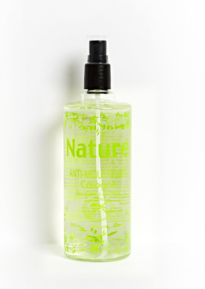 NATURE Anti Mosquito Eucaluptus & Lemon