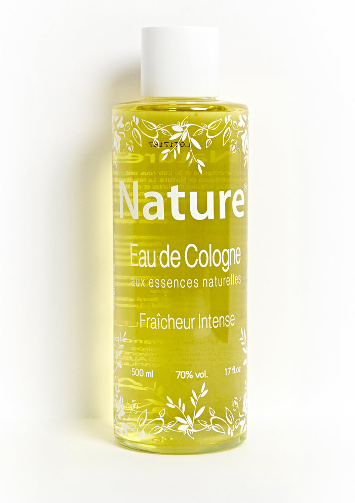 NATURE Eau de Cologne Intense Freshness