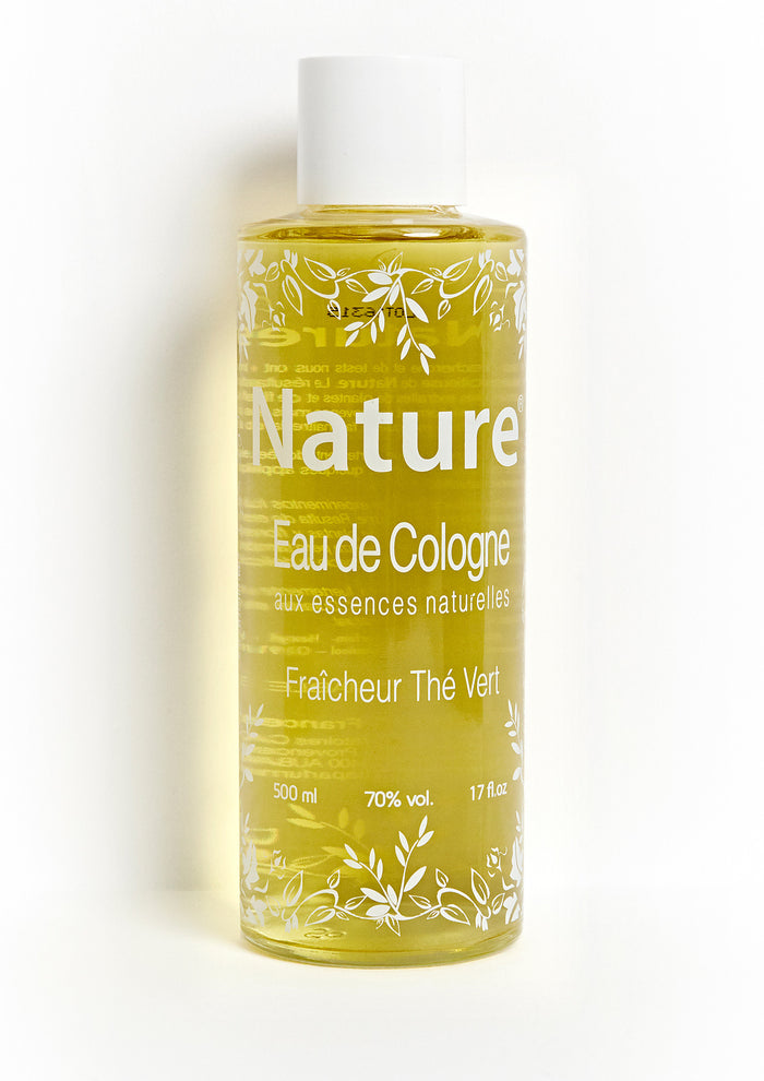 NATURE Eau de Cologne The Vert Freshness