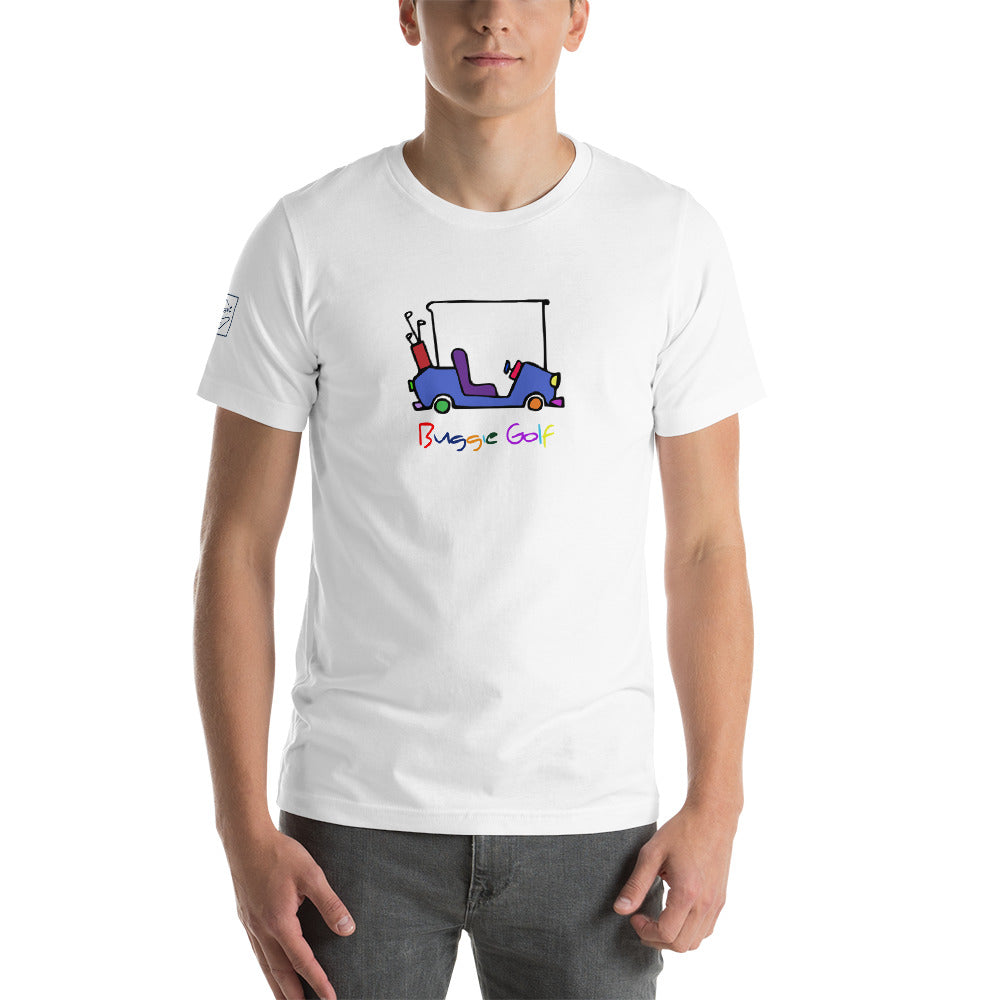 Buggie Golf Golf Cart T-Shirt