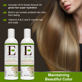 Conditioner for Color Treated Hair-SULFATE FREE-MAINTAINING BEAUTIFUL COLOR.