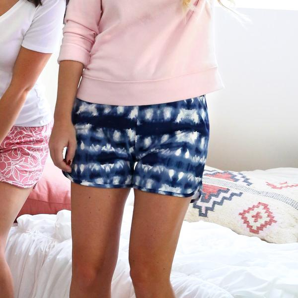 SWEET ESCAPE LOUNGE SHORTS, DAYDREAM