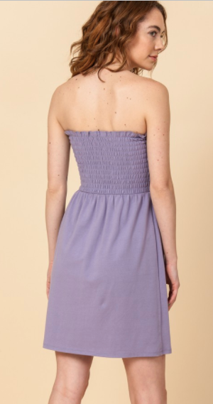 Lavender Summer Lovin' Dress