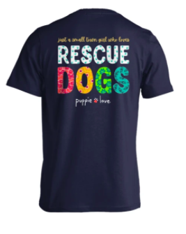 Rescue Pup- Short Sleeve