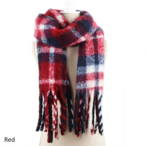 Over Sized Scarf