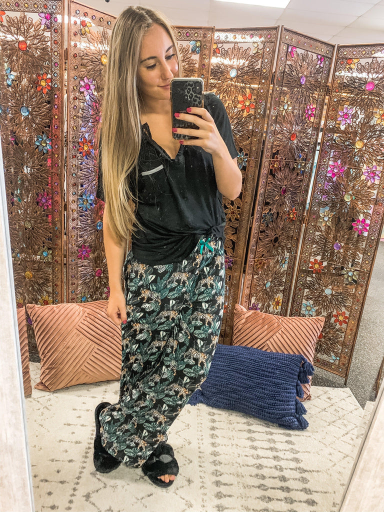 Tiger Queen Pajama Pants