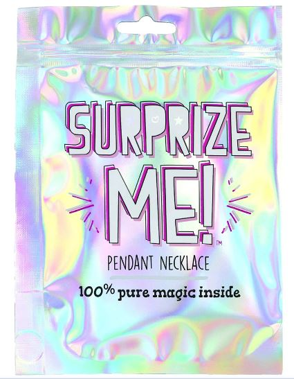Surprize Me! Pendant Necklace
