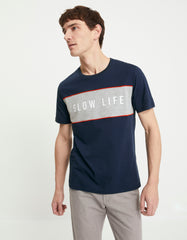 playera aneon navy