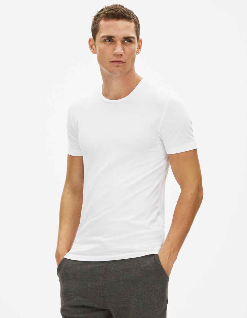 playera ceuni optical white