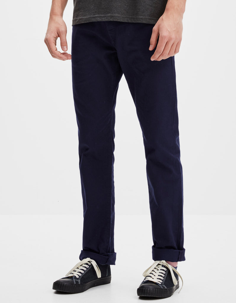 pantalon gopockett navy 799