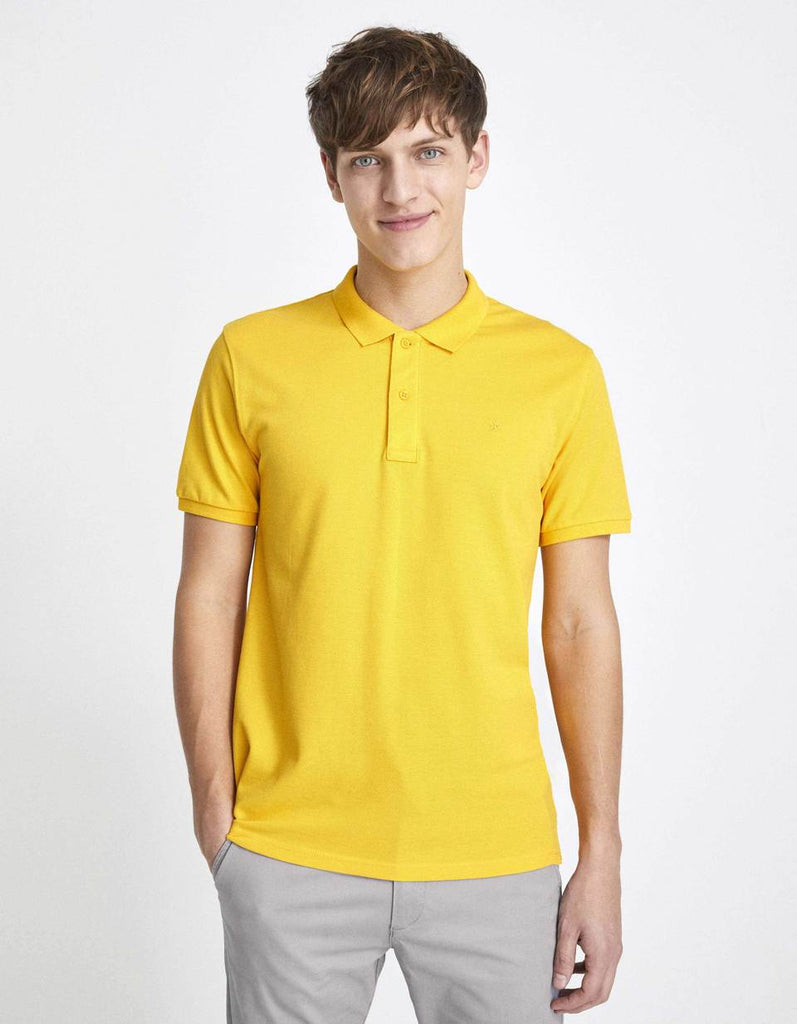 Polo NECEONE yellow