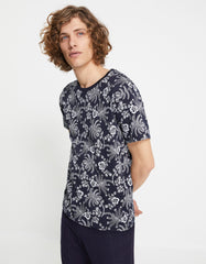 Playera NELIFLOR NAVY
