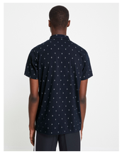 Polo NELOSANGE navy blue