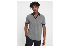 Polo NECARREAU navy
