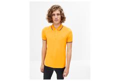 Polo NECETWO yellow