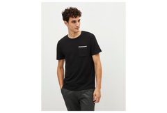 Playera PEPIQPOCHE black